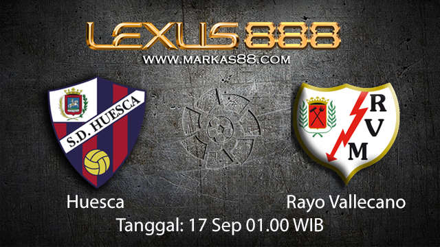 Prediksi Bola Jitu Huesca vs Rayo Vallecano 17 September 2018 ( Spanish La Liga )