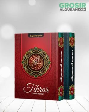 Al Quran Hafalan Tikrar Ukuran Kecil B6