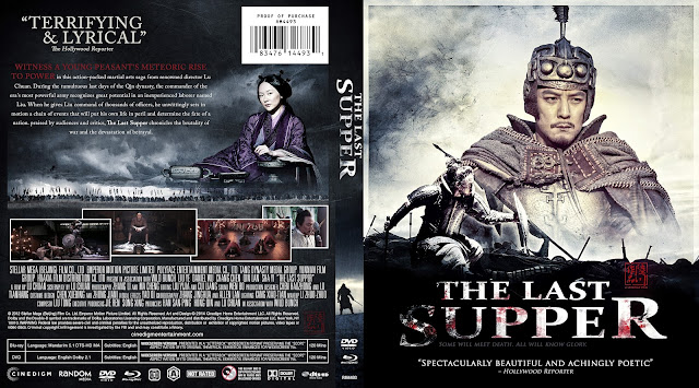 The Last Supper Bluray Cover