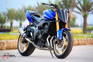 MOGE Yamaha Fz8 2013,Km 2rbu,Barang SIMPANAN 99% (istimewa)