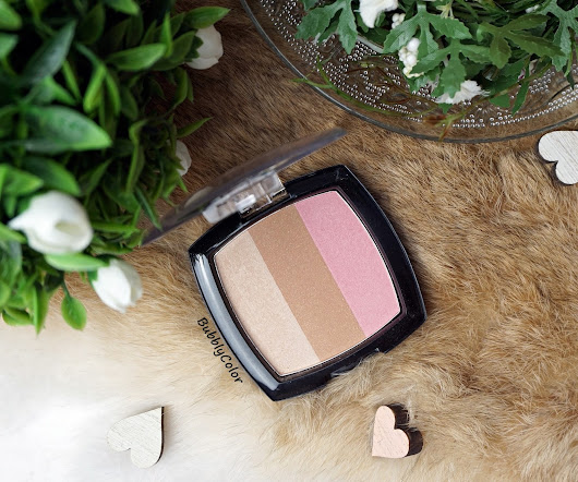 BubblyColor: Astor Face Beautifier Contouring Palette in Light
