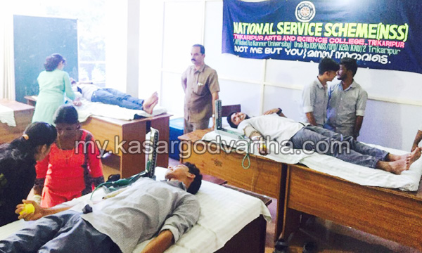 News, Kerala, Blood donation camp