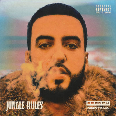 French Montana - Jungle Rules - Album Download, Itunes Cover, Official Cover, Album CD Cover Art, Tracklist