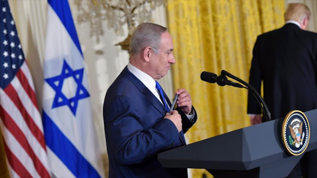 Israel a EEUU: Hagan equipo con Rusia en Siria contra Irán