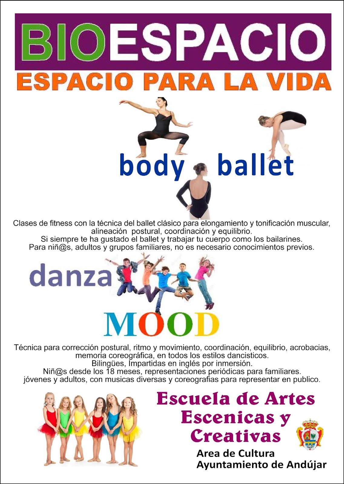 Clases De Danza En El Nuevo A O Ayuntamiento De Andujar Bioespacio # Muebles Nieto Andujar