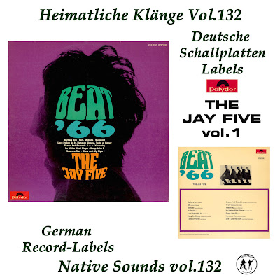 The Jay Five   (Heimatliche Klaenge vol.132)