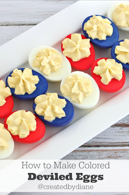 5 Red, White, and Blue Recipes for 4th of July