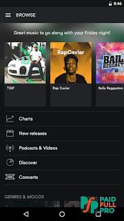 Spotify Music Beta Mod APK