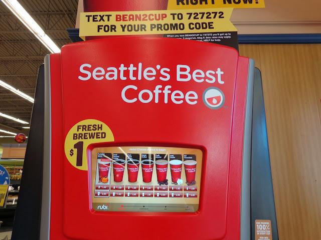 Coffee It Forward With Seattle S Best Rubi Coffee Kiosk