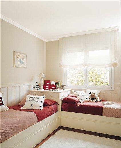 Casa tr s chic quartos para irm os for Dormitorio 8m2