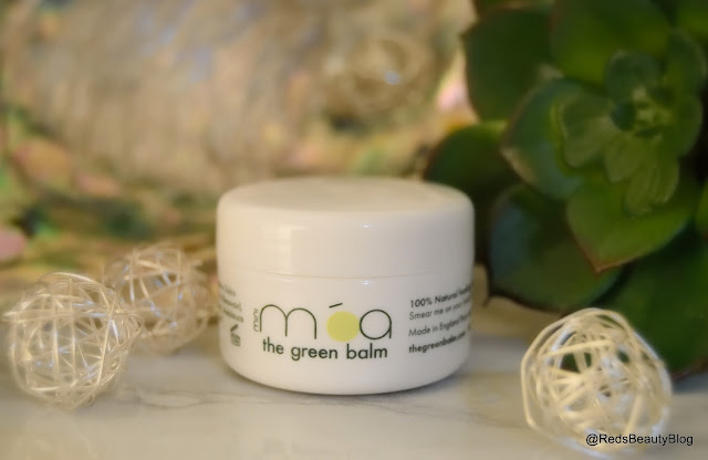 a picture of MOA (Magic Organic Apothecary) The Green Balm.
