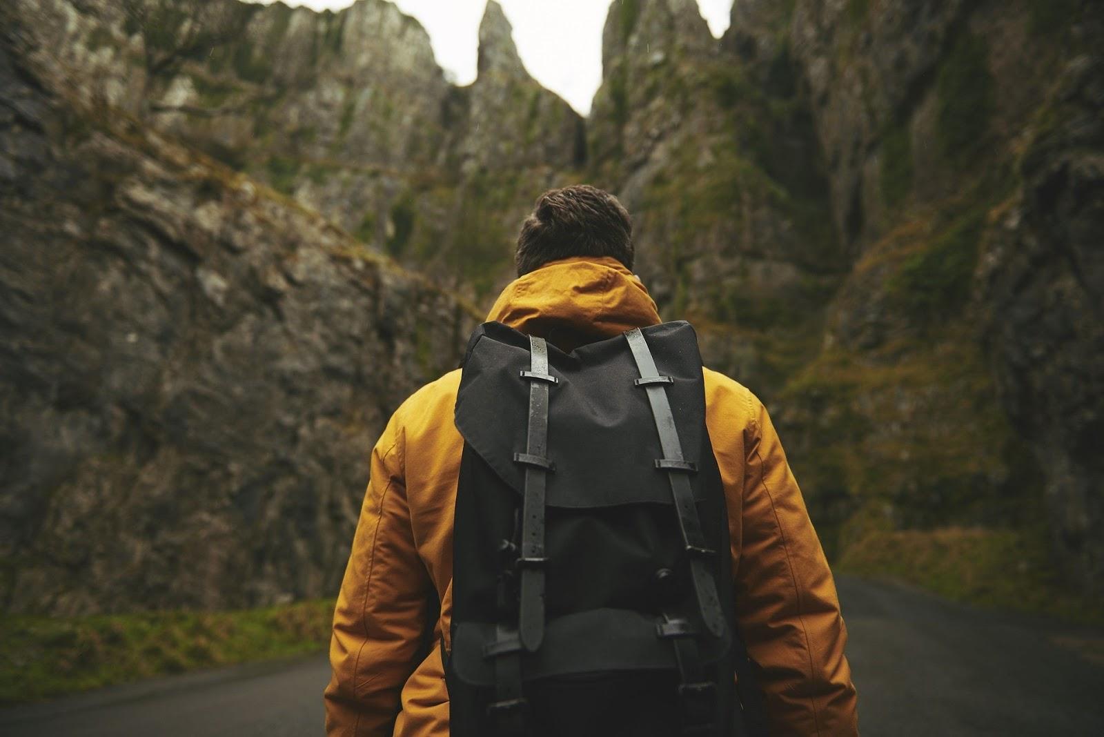 The Smart Traveler's Backpack
