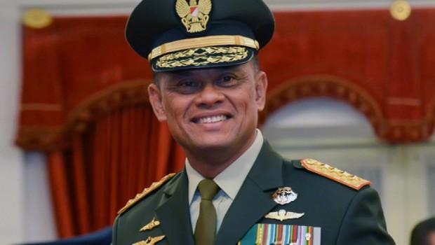 Panglima TNI Akui Ada Tentara Mendukung Agus Yudhoyono di Pilkada