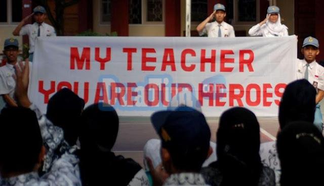 Kumpulan Kata Mutiara Ucapan Selamat Hari Guru 2015