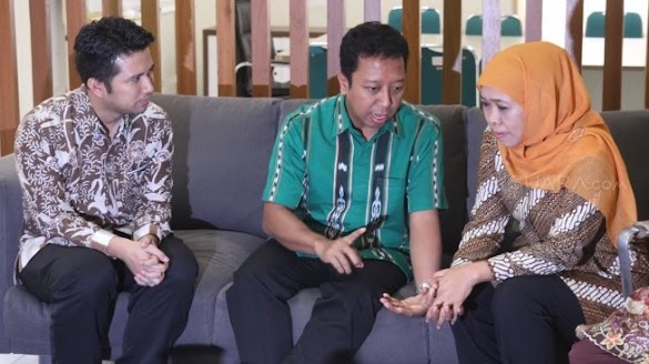 Romy Seret Nama Khofifah dalam Gugatan Praperadilan terhadap KPK
