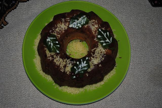 το πιο καταπληκτικό  αλμυρό κέικ