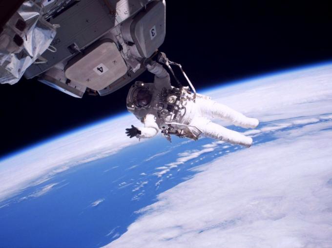 Comment cuisine-t-on dans l'espace ?
