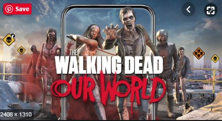 The Walking Dead: Our World Apk Free on Android Game Download