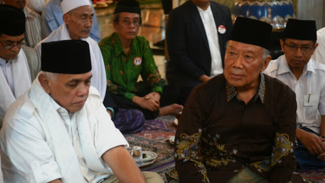 Innalillahi, Adik Soeharto, Probosutedjo Meninggal Dunia