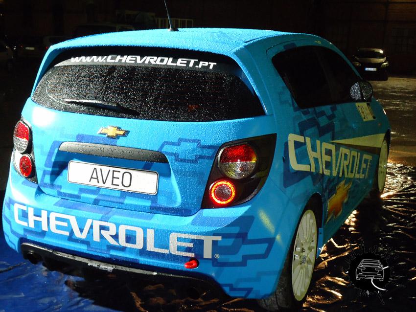 Team Chevrolet Vallejo >> Cortando Cuneta: Chevrolet Aveo Rally