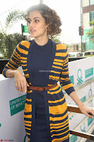 Taapsee Pannu looks super cute at United colors of Benetton standalone store launch at Banjara Hills ~  Exclusive Celebrities Galleries 034.JPG