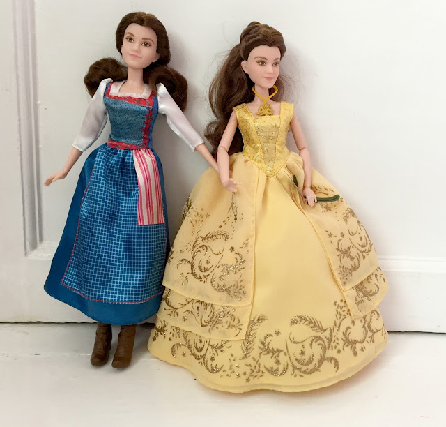Hasbro Beauty and the Beast Belle Dolls
