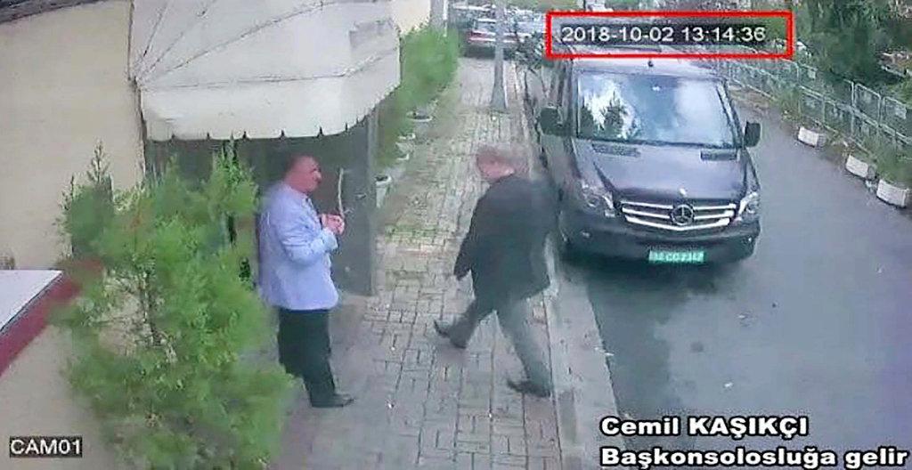 Саудовский журналист, пропавший в консульстве Саудовской Аравии в Стамбуле, был расчленен пилой