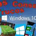 Opciones ocultas de Windows 10