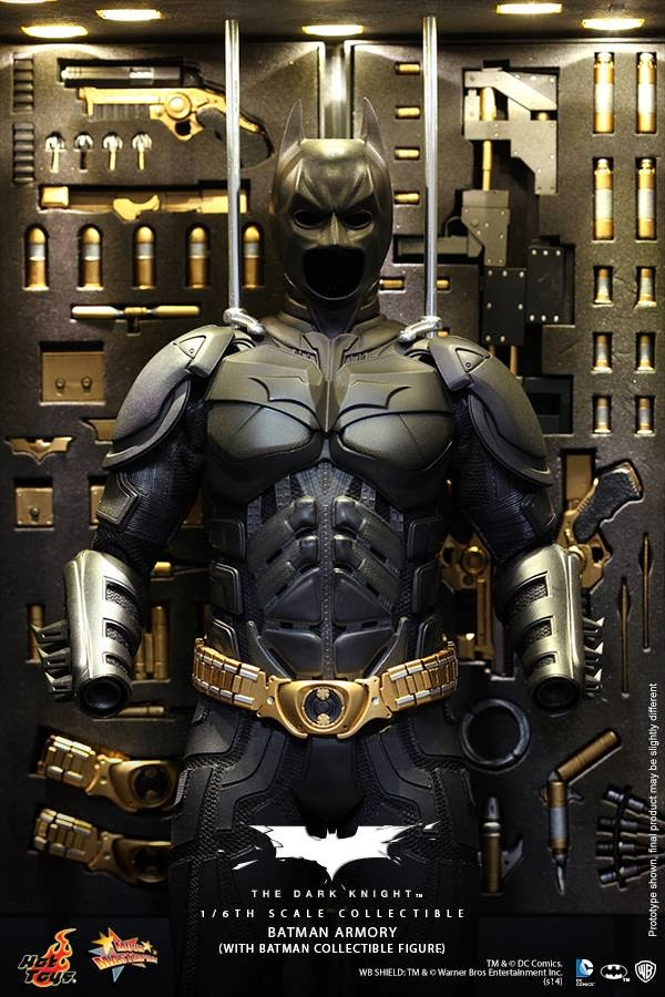 firme japonaise hot toys batman