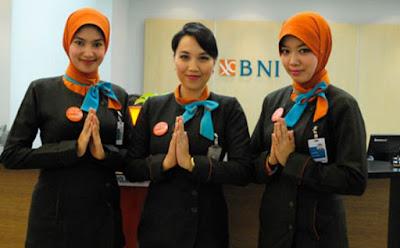 Lowongan Kerja Tingkat SLTA Diploma Sarjana PT Bank Negara Indonesia Tbk Rekrutmen Karyawan Baru Penerimaan Seluruh Indonesia