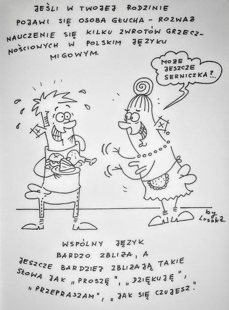 Savor Vivre – kontakty z osobą nie(do)słyszącą. Warto znać zwroty grzecznościowe w PJM. Dlaczego?