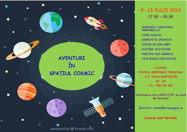 Eveniment special pentru copiii la Centrul Aeropagus Timișoara