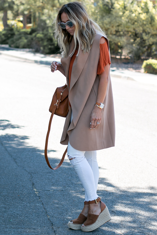 fall layering in summer