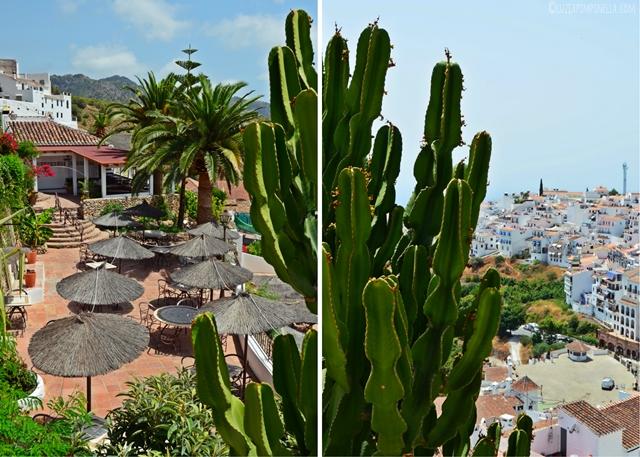 travel | andalusien reise -  das weisse bergdorf FRIGILIANA | THE GARDEN restaurant mit ausblick| luziapimpinella.com