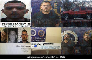 Tijuana: Cartel Tijuana Nueva Generacion member arrested