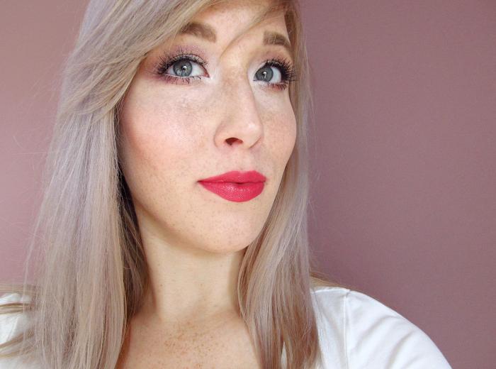 loreal lip paint darling pink