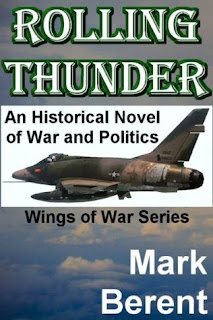 BOOK REVIEW:  Rolling Thunder by Mark Berent