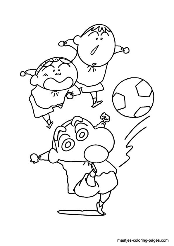 Crayon Shin