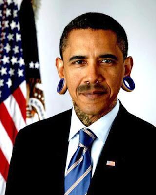 Lustige Politiker Bilder - Obama