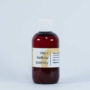 Olej z kiełków pszenicy z Fitomedu - jak zareagowała moja cera i włosy :)