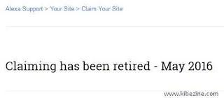 claim siteowners klaim situs blog retired ditutup alexa rank