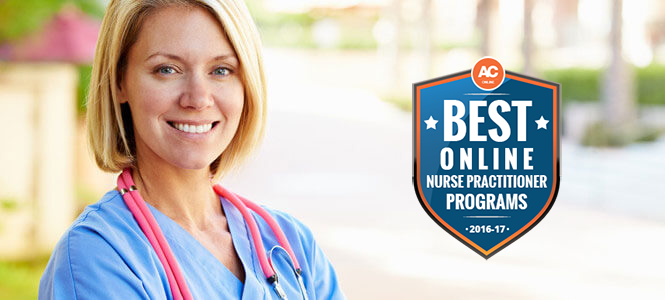 top 5 best nurse practitioner programs online