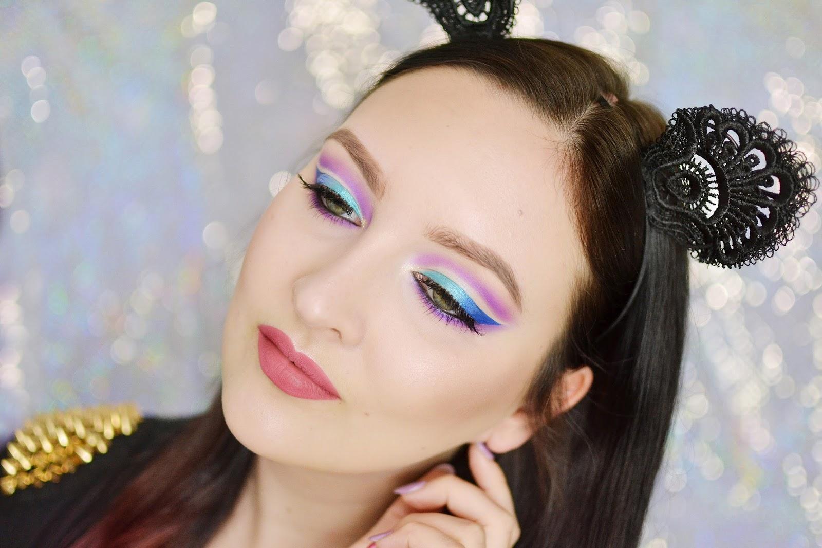 makijaż karnawałowy 2017