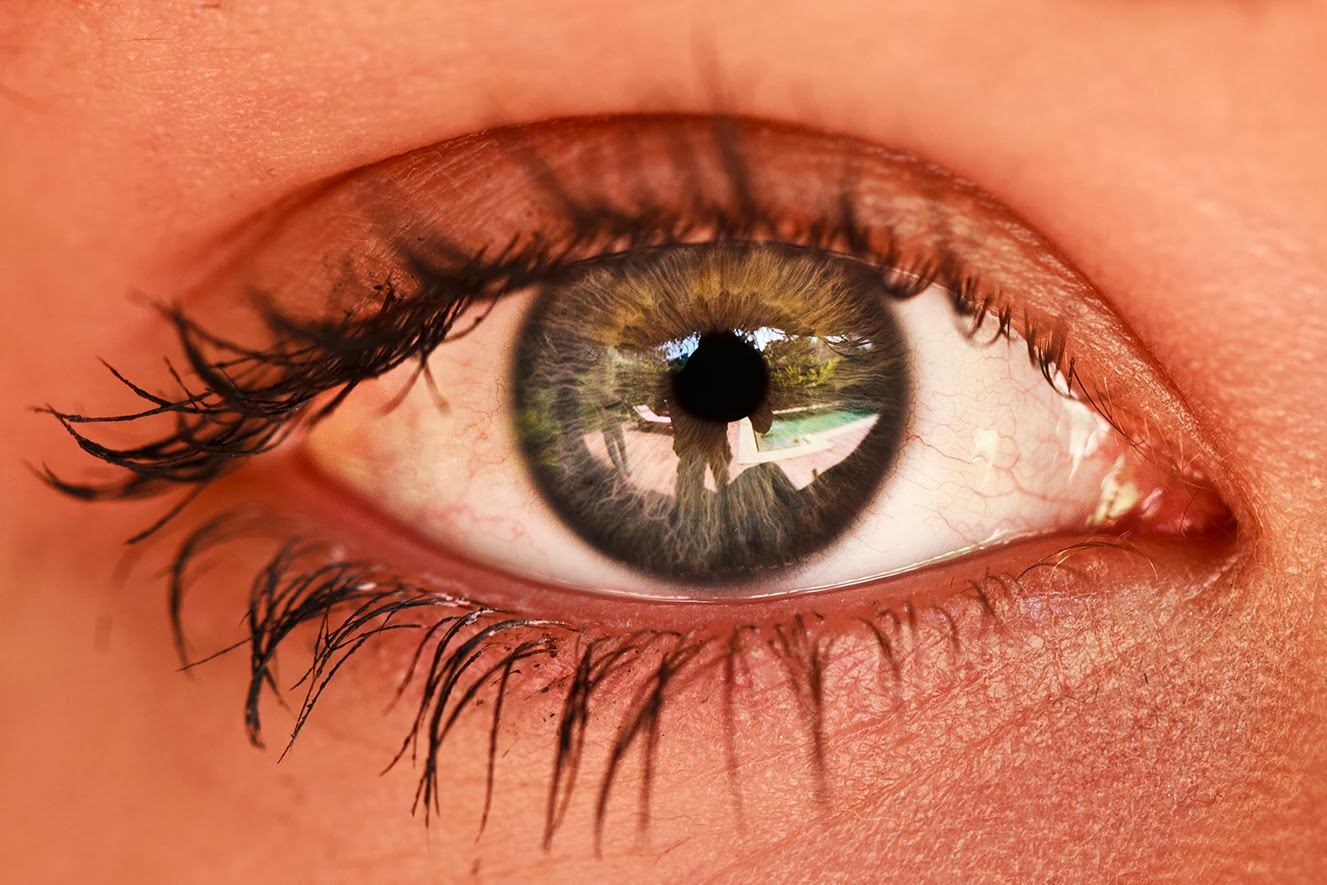 How To Photograph The Human Eye Iris Or Pupil
