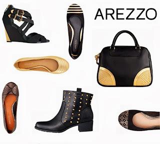 novos modelos arezzo 2014