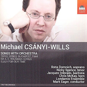 Michael Csanyi-Wills - Songs with Orchestra