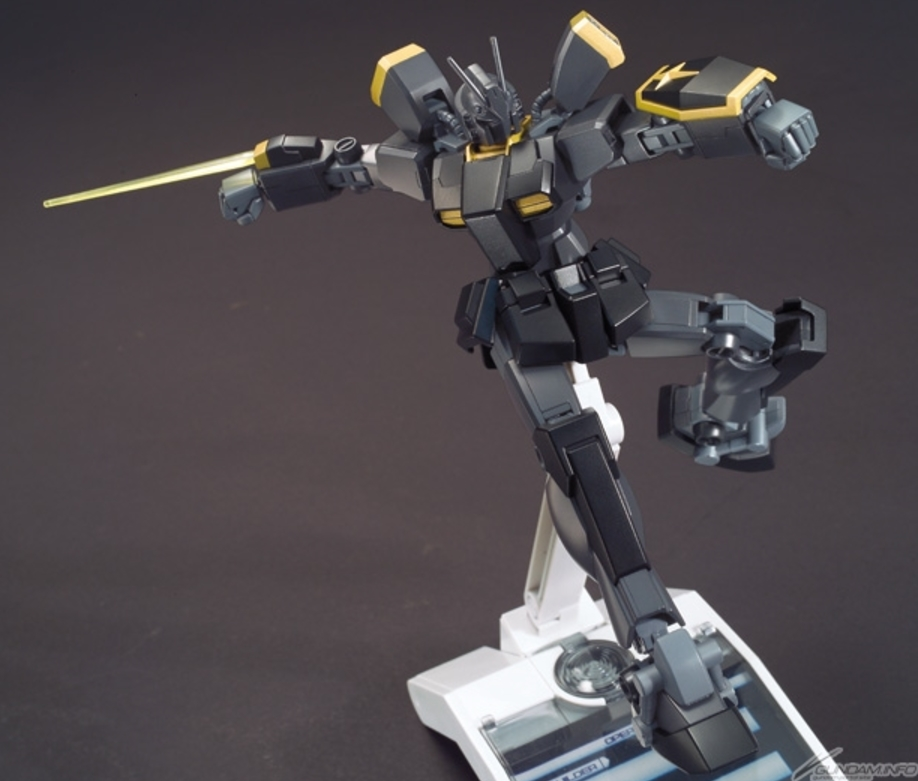 HGBF 1/144 Gundam Lightning Black Warrior