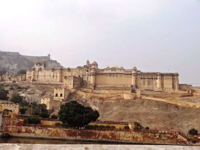 UNESCO World Heritage Sites, Amber Fort Jaipur