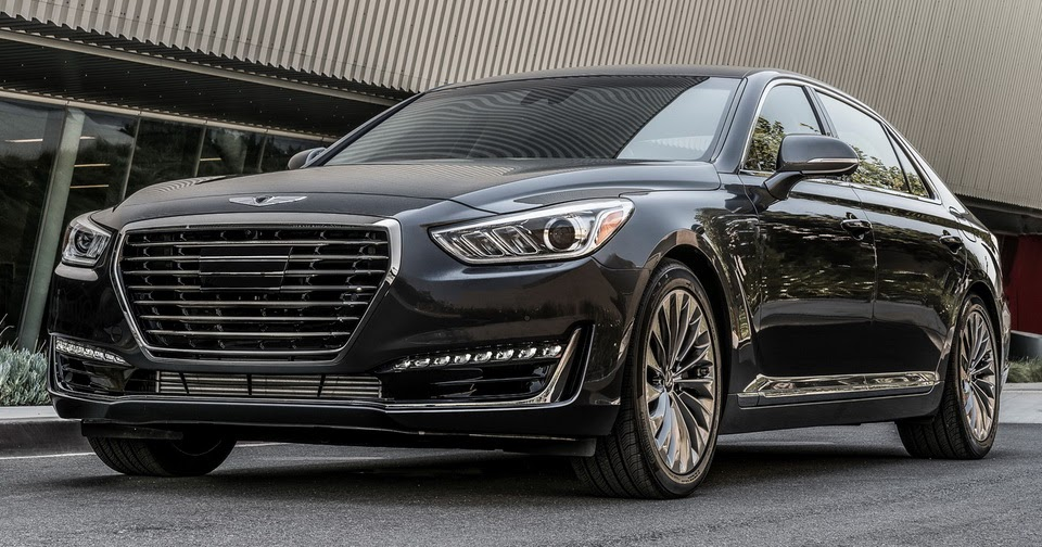 Genesis Details New 2017 G90 Flagship For The Us Market 93 Pics