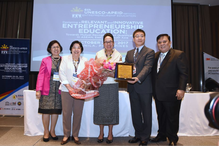 UNESCO, DTI, and CHED push innovative entrepreneurship education